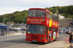 WEST COAST MOTORS P487MBY (bobbyblack51) Tags: west coast volvo open top motors alexander tours isle rh olympian bute rothesay 2015 of p487mby