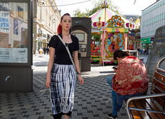 styles (watcher330) Tags: women cardiff carousel