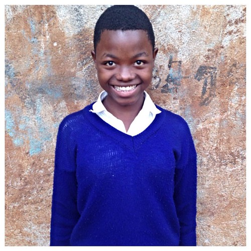 "Meet Elizabeth. She is 13 years old and currently in Class7 at Mrupanga Primary School. When she grows up, she wants to be a Secondary School teacher and teach Form 3 Civics. Elizabeth loves school and wants so badly to get to go to secondary school herse • <a style=""font-size:0.8em;"" href=""http://www.flickr.com/photos/59879797@N06/20700438669/"" target=""_blank"">View on Flickr</a>"