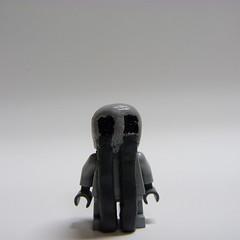 Custom Lego FNaF Crying Child Ghost (MrPozico) Tags: 2 3 child lego ghost crying custom minifigure fnaf