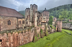 "Heidelberg Castle Ruin • <a style=""font-size:0.8em;"" href=""http://www.flickr.com/photos/45090765@N05/20851607206/"" target=""_blank"">View on Flickr</a>"