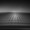 (Jaques10000) Tags: berlin monochrome lines architecture kreuzberg blackwhite nikon postbank le architektur ndfilter d5100