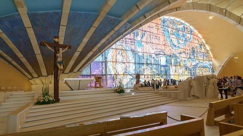 The Modern Shrine of St. Pio