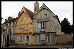 Rue Marie Noël (XBXG) Tags: street houses house france marie casa calle à maisons burgundy frankrijk huis noël maison rue bourgogne 89 colombage huizen straat colombages auxerre yonne