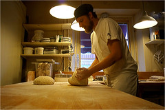 Bakverkstad Cum Pane (P-O Alfredsson) Tags: coffee caf gteborg bread baker gothenburg bakery kaffe anders kaf brd majorna konditori fredriksson limpa bakersshop bageri bagare andersfredriksson mariaplan kungsladugrd lvsborgsplan