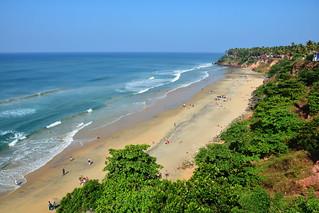 India - Kerala - Varkala - Beach - 12