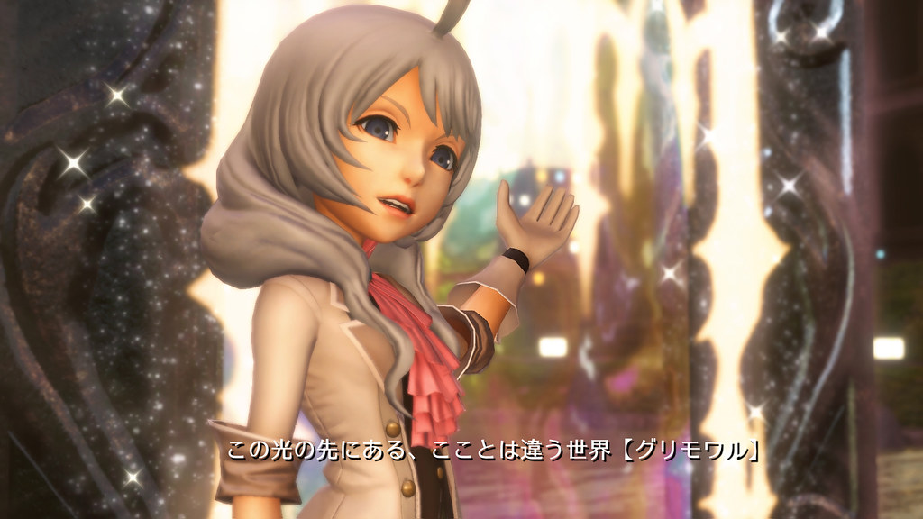 Square Enix Releases New World Of Final Fantasy Screenshots