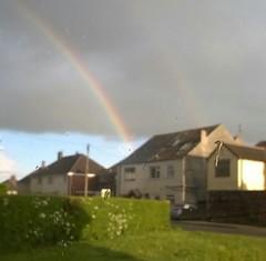 IMG_20151018_113525 (Nicolaspeakssometimes) Tags: nature weather rainbow