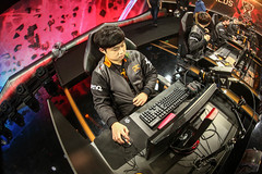 FNC vs AHQ - Game 6 (lolesports) Tags: paris europe lol worlds worldchampionship lms iwc lpl fnc esports lcs fnatic lck leagueoflegends groupstages nalcs lolesports eulcs ledockpullman