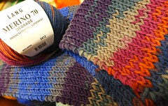 We love wool.And we knit!! (sifis) Tags: color colour art wool fashion lumix knitting quality knit merino athens hobby panasonic yarn greece tradition lang handknitting lx7 sakalak       sakalakwool