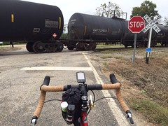 Welcome Break (The Goat Whisperer) Tags: bike bicycle century ride alabama designs salsa con vaya chivo revelate