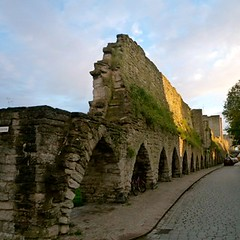 The medieval wall of Visby (Jase Swalve) Tags: wall ruins sweden medieval gotland visby götaland