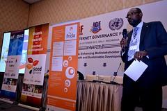 Seed Alliance activities at IGF 2013. Bali, Indonesia