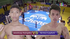 ศึกมวยไทยลุมพินีเกริกไกร ล่าสุด 2/3 18 ตุลาคม 2558 ย้อนหลัง Muaythai HD - YouTube