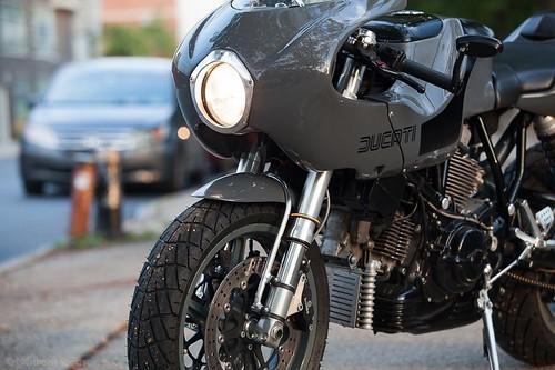 Ducati MH900e Evoluzione