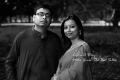 Life Is A Story.. Make Yours the Best Seller (Sandipa Malakar (bristii)) Tags: life quote story blacknwhite kolkata bestseller coupleshoot