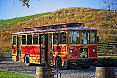 Makers Mark Bus (PhotoNutTX | Three Guys Photography) Tags: bus mark kentucky trail bourbon makers on1