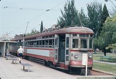 7606B-07 (Geelong & South Western Rail Heritage Society) Tags: tram australia adelaide aus southaustralia glenelg