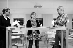 Jonas Eveborn, Linnéa Lidskog, Torten Åhman