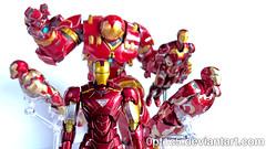 Iron Armors (opt1cs) Tags: 2 6 3 man japan toy 1 iron action mark 45 age figure marvel sh 42 mk nations 44 vi avengers 43 bandai kotobukiya xlii artfx shf ultron xliv xlv hulkbuster xliii figuarts tamshii
