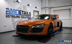 Audi R8 (AMDetails) Tags: auto uk people detail cars car sport closeup work canon advertising scotland cool awesome details working automotive cleaning clean business company wash workshop advert finish vehicle after technician approved products elgin process executive chemicals behindthescenes washing preparation prep moray c5 sportscar bts unit task c1 detailing keepitclean qualified tidying audir8 cleanandshiny madeintheuk carcare 400d booknow canon400d carcleaning worldcars canonuk simplyclean gtechniq amdetails amdetail alanmedcraf smartglassg1