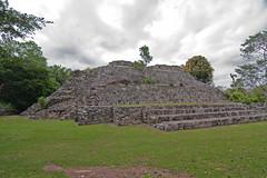 Kohunlich (ik_kil) Tags: mxico za mayas chetumal quintanaroo kohunlich ruinasmayas estadodequintanaroo