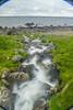 Stream from Utdalsvatnet, Lofoten, Nordland (kurt.kristiansen) Tags: sommer lofoten elv ferietur singhrayvarind gradertgråfilter
