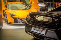 Qualified for speed (Slimdaz) Tags: beautiful darren pentax transport fast engineering mclaren supercar aerodynamic darrensmith pentax18135mmwr slimdaz k3ii