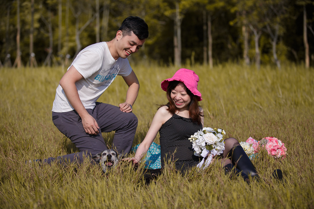 孕婦寫真,孕婦攝影,樹林孕婦,芒草孕婦,草原孕婦,Ajax&Far054