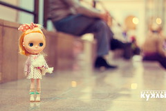 "6 Moscow International Exhibition ""ART OF DOLL"""