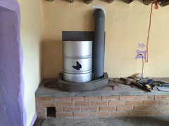 RMH0069 (velacreations) Tags: rmh woodburningstove rocketmassheater
