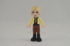 Custom LEGO Friends - Luke Skywalker (Yavin Ceremony) (JustJon) Tags: friends starwars lego ceremony celebration lukeskywalker yavin anewhope