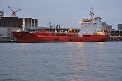 Minitank Five (larry_antwerp) Tags: netherlands port ship nederland vessel tanker  schip        sluiskil      9321433 ancorainvestment minitankfive