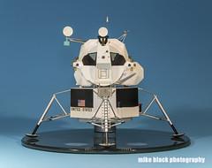 Grumman Lunar Module Model (Mike Black photography) Tags: nasa space age memorobilia mercury gemini apollo moon landings museum science mike black nj new jersey shore