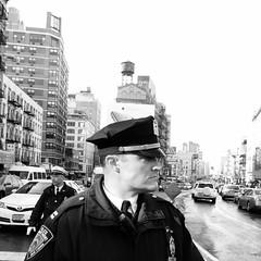 Wynne (ShelSerkin) Tags: shotoniphone hipstamatic iphone iphoneography squareformat mobilephotography streetphotography candid portrait street nyc newyork newyorkcity gothamist blackandwhite