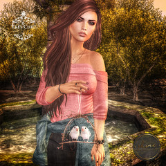 shine by [ZD] FLORA OFF SHOULDER SWEATER @ Tres Chic October (Cecilia Blachere) Tags: shine by zd flora off shoulder sweater 2016 tres chic eclusive october