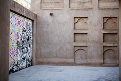 DSCF6370 (Irshad Farouk) Tags: bastakiya bur dubai uae unite arab emirates heritage fujifilmxpro1 fujifilm fujinon35mm fujinon
