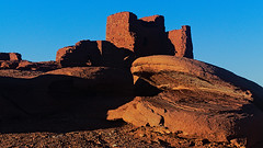 DSC_0035 wukoki 850 (guine) Tags: wupatki wupatkinationalmonument ruins rocks wukoki building stones