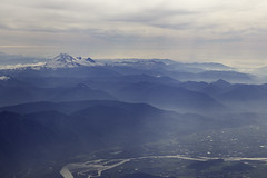 The coming snow level (aerojad) Tags: vancouver2016 fromtheair inanairplane aerialphotography clouds mountains landscape endless sky vacation travel wanderlust airtravel letsgosomewhere valley