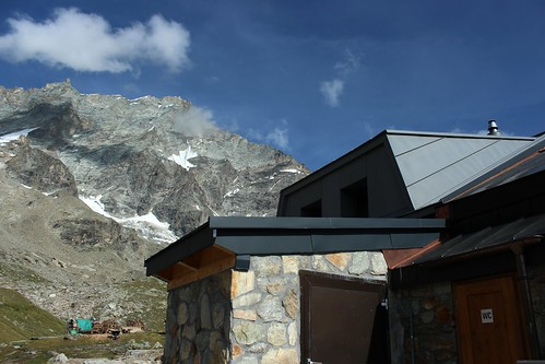 cabane d'Arpitettaz