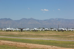 Planes at the Boneyard, Arizona (Arthur Chapman) Tags: amarg aerospacemaintenanceandregenertiongroup tucson arizona usa unitedstatesofamerica boneyard geocode:accuracy=1000meters geocode:method=gps geo:country=unitedstatesofamerica