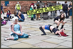 comic20 (The_Jon_M) Tags: july 2016 uk england manchester urban greatermanchester comic comiccon gmex peters fields petersfields cartoon street candid teen teens costume cosplay