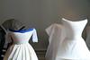 """Montaje de la exposición temporal """"La moda romántica"""" (Museo del Romanticismo) Tags: siglo xix la moda romántica indumentaria museo del romanticismo"""