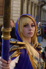 (joestammer) Tags: italia italy lucca luccacomicsandgames cosplay blizzard ritratto portrait
