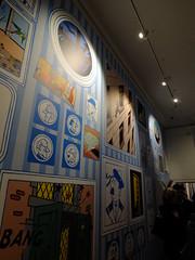 Hergé's Masterpiece (failing_angel) Tags: 100115 london cityofwestminster tintin herge tintinhergésmasterpiece hergé