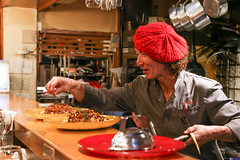 IMG_1026 (Jeff Amador) Tags: kyoto japan pontocho kichikichi kichi omurice omelette food