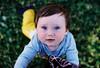 Arlo <3 (Katie Tarpey) Tags: film 35mm kodak kodakportra400 portrait portra nikonfm10 nikkor50mm14 depthoffield nephew infant child