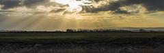winter-sky-panorama2-031216 (Peadingle) Tags: winter sky cloud panorama sun rays
