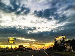 Never Ending Sky (caidenlombrana) Tags: vibrant pretty world nature unreal beautiful skyline sky