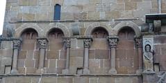 fachada Iglesia Santo Domingo antes Santo Tomé Soria 03 (Rafael Gomez - http://micamara.es) Tags: detalles de la fachada iglesia santo domingo antes tomé soria